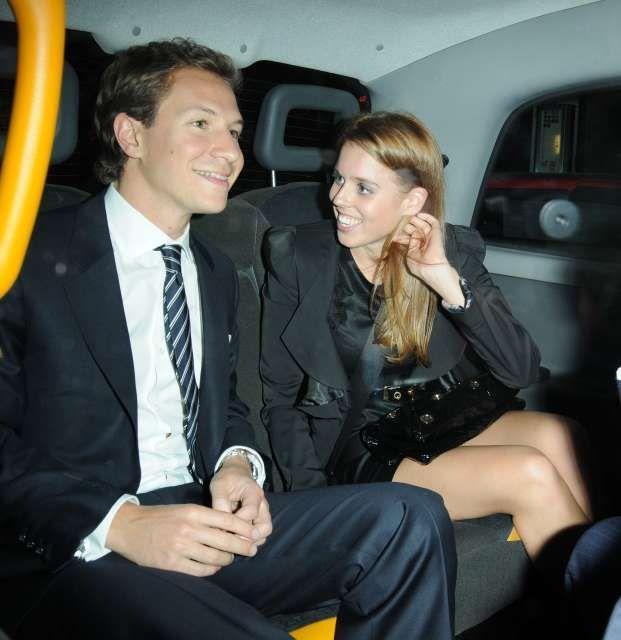 Trennung im britischen Königshaus: Prinzessin Beatrice wieder Single | Blick