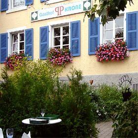 Pospisil's Gasthof Krone - Restaurant Bib Gourmand MICHELIN in 77815 Oberbruch