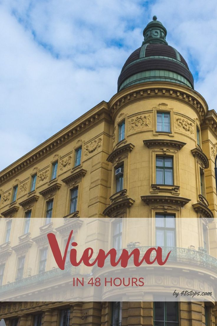 A 48 hours itinerary on things to do in Austria's capital Vienna. Find out about the highlights such as the Opera and Schönbrunn Palace and discover Wien's beautiful architecture and top shopping locations in this practical travel guide!