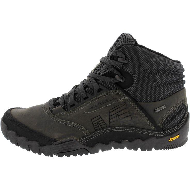 Merrell - Men's Annex Gore-Tex Boots - Black. Castle RockGore ...
