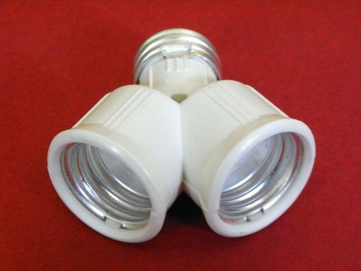 Epic  x Adapter E auf x E f r Gl hlampe Gl hbirne LED Sparlampe Erweiterung