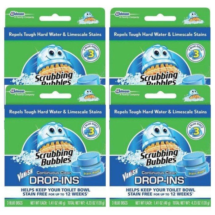 Scrubbing Bubbles Toilet Drop-Ins Just $0.22 At Walmart! http://feeds.feedblitz.com/~/311919462/0/groceryshopforfreeatthemart~Scrubbing-Bubbles-Toilet-DropIns-Just-At-Walmart/