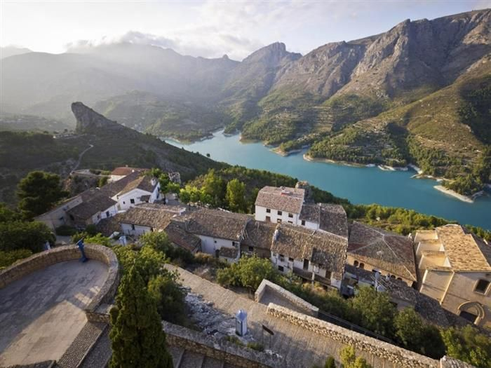 Guadalest Valley, Alicante, Spain  *NATURES SPECTACULAR SCENES*  Pinte...
