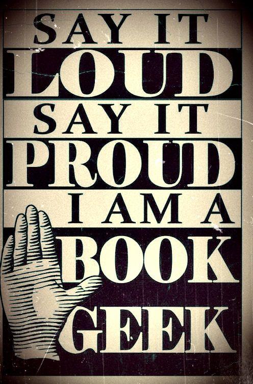 Book Geeks!
