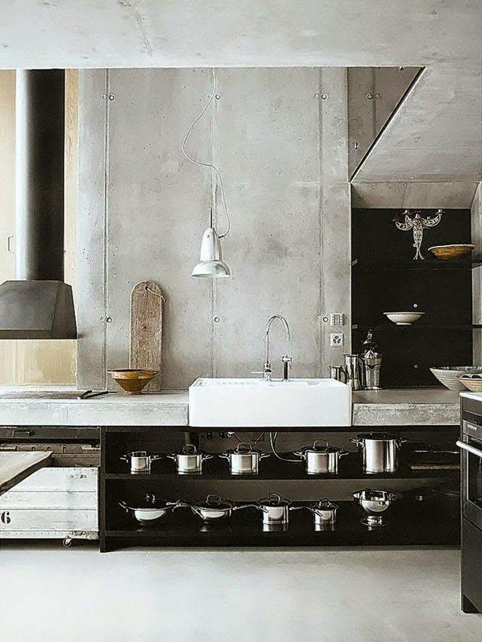 DIY: een keukenblad van beton maken - Roomed | roomed.nl