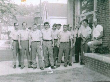 Ford, NJ - 1957 P.O.