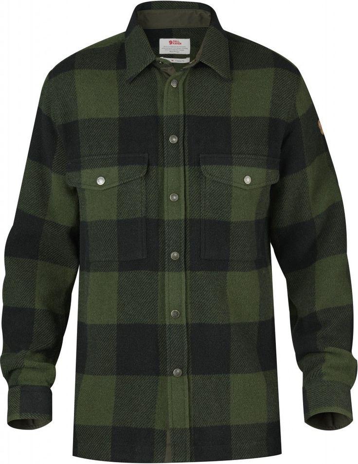Fjellreven Canada Skjorte - Skjorter - Herre