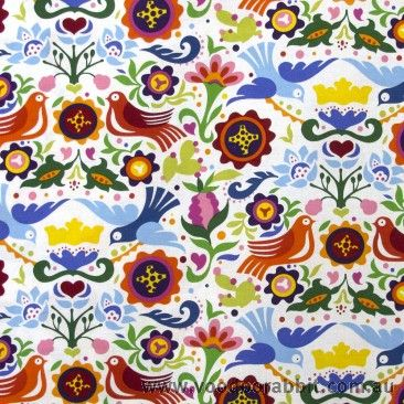 Mexican floral