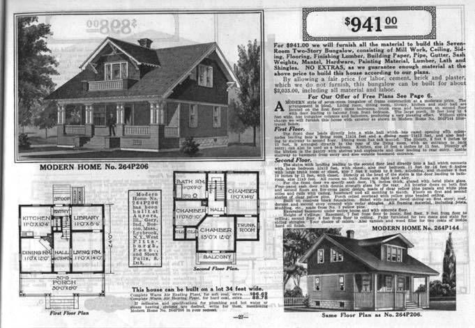 Build like it 39 s 1925 go bungalow house plans home for 1925 bungalow floor plan