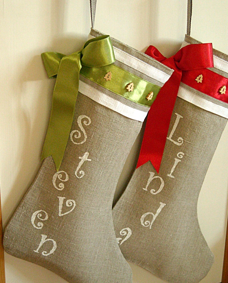 55 best Mid-Century Christmas Stockings Materials and Graphics ...