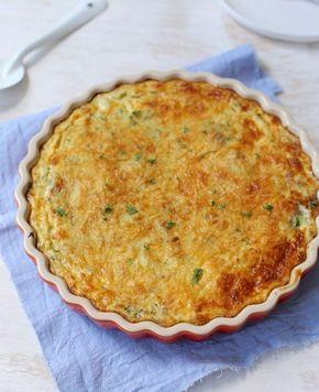 Wil je een keer geen gekookte of gebakken aardappelen? Maak een aardappeltaart met prei, paprika en cougette. Lekker! Aardappeltaart Dit heb je nodig Voor 2 personen 400-500 gr aardappels 250 gr prei 1 paprika halve courgette 3 eieren 200 ml…