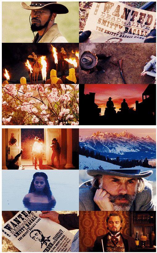 Django Unchained - Cinematography by Robert Richardson