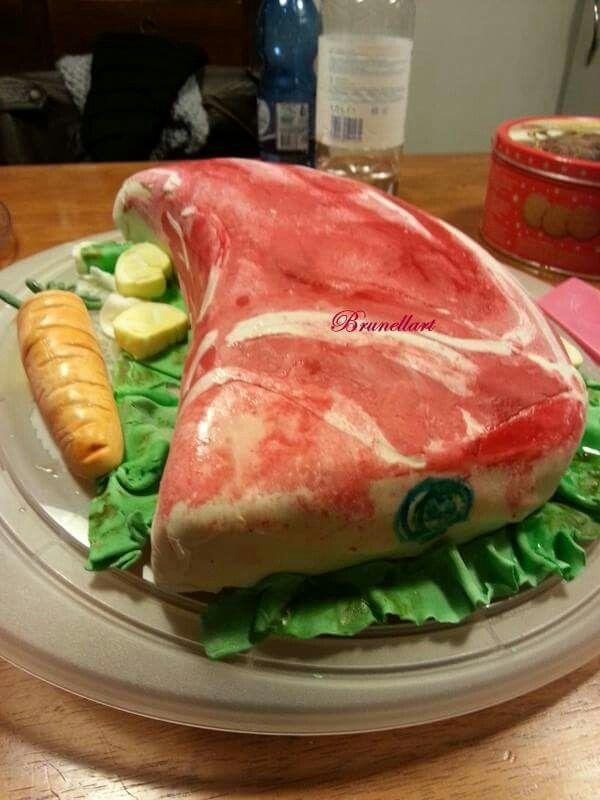 Bisteccona cake