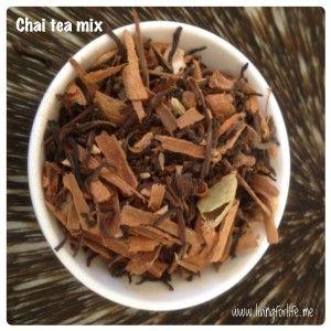 Thermomix | chai tea
