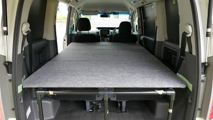 トヨタ ノア ベッドキット制作 ノア トヨタ トヨタ 車中泊 ベッド