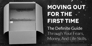 Finally a post about what's the main selling point of this blog - moving out on your own. Ready to be scared? Read this horror story with just a few pointers on how to make the plunge. I'm covering money, habits, life skills, and insecurities related to moving out for the first time.