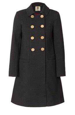 Casacos estilo militar: um must-have deste inverno  Orla Kiely