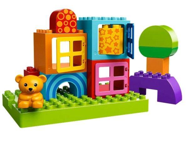 CUBURILE DE CONSTRUCTIE SI JOACA ALE COPILASULUI (10553) Incepe dezvoltarea creativitatii cu Constructie si joaca pentru copilasi, cu un urs, o placa de constructii si caramizi de dimensiuni mari destinate special copilasilor !