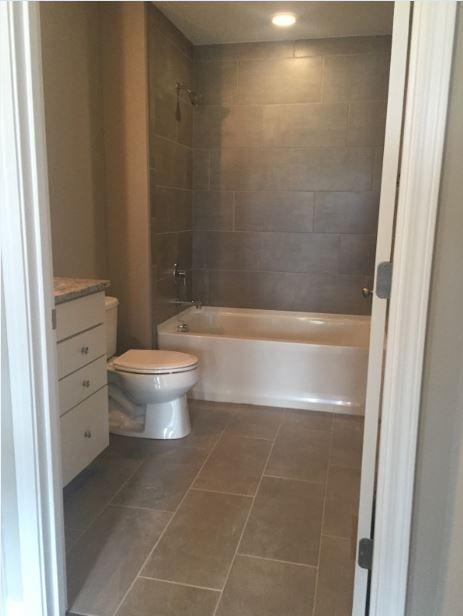 12x24 Tile Bathroom Floor