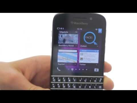 BlackBerry Q10 review Dutch | http://shatelly.com