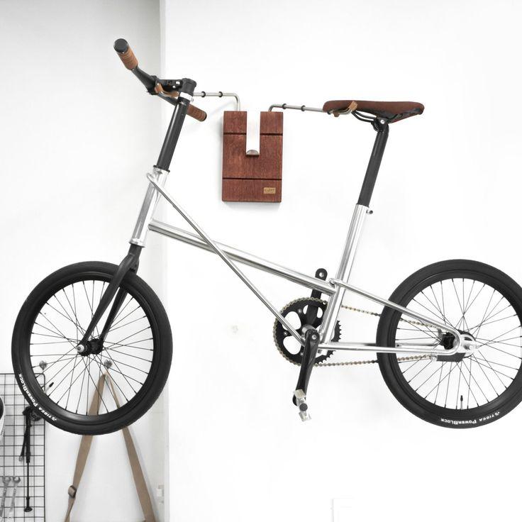 Fancy | CLEMT Wall-Mount Bike Rack