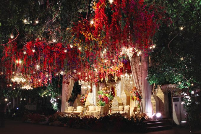This Glamorous Traditional Wedding Will Leave You In Awe - 017