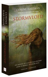 Stormvloed - Corine Hartman