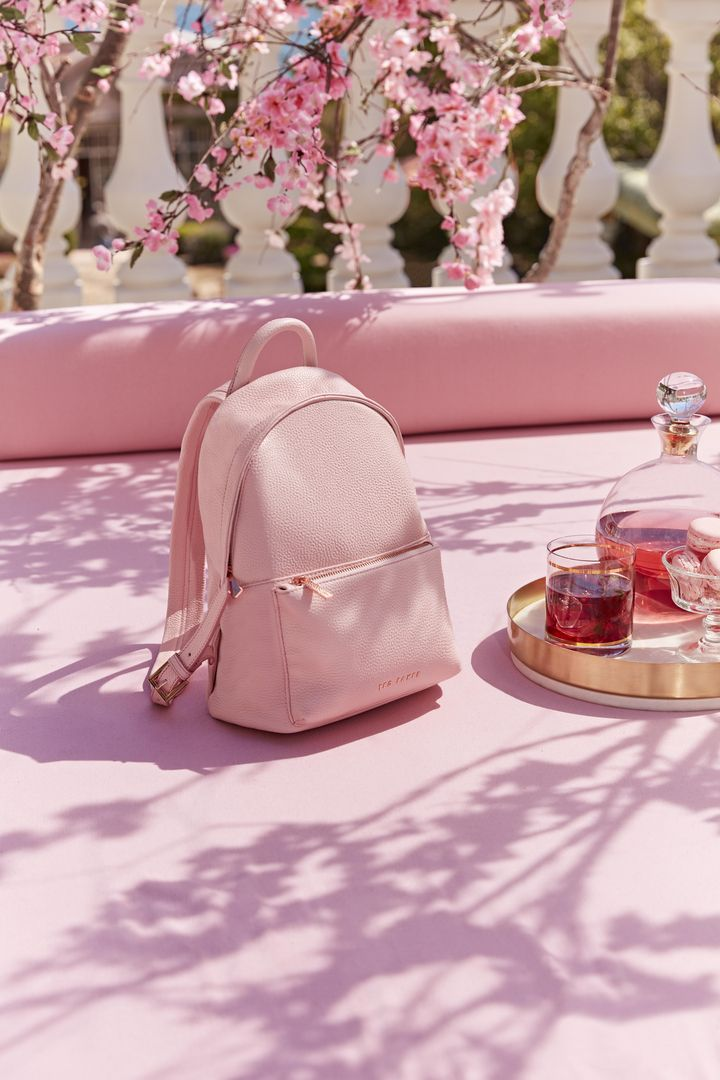 a22d8b37b0490 Ted Baker PEAREN leather backpack