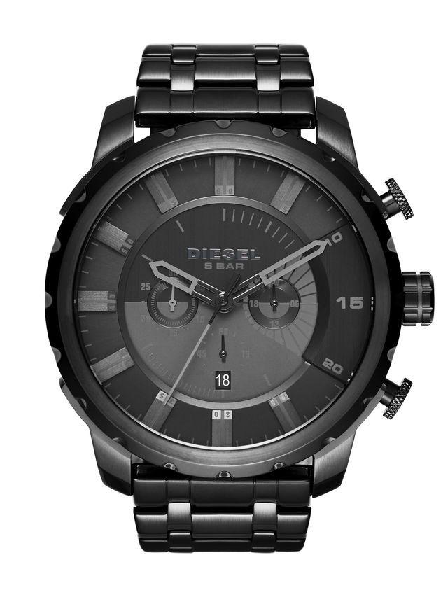 Diesel DZ4349 Herren Bollanaloganzeige Analog Quarz Black Watch