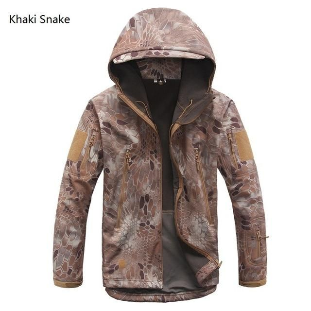High-Quality #Tactical Jacket