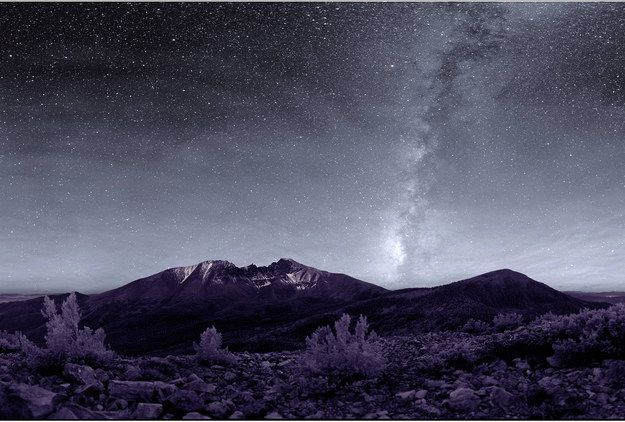 Great Basin National Park, NV According to the National Park Service, on a clear night you can see thousands of stars, multiple galaxies, five different planets and man-made satellites with the naked eye in this Nevada park.