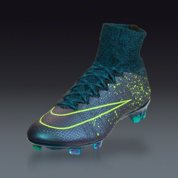 Buy Nike Mercurial Superfly FG - Squadron Blue/Volt-Black-Black - Electro