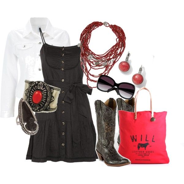Sweet Country Girl....., created by ambiegirl on PolyvoreClothing Stuff, Country Style, Counrty Girls Outfit, Country Girls, Cowgirls Style, Cowgirls Chic, Sweets Country, Country Clothing, Dreams Closets