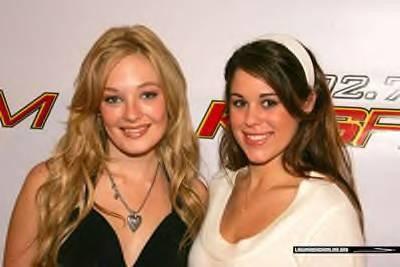 Raquel and Lauren Conrad's younger sister, Breanna: Laguna Beach season 3