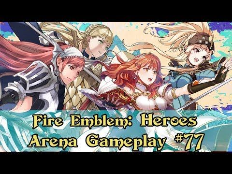 FE:H - Arena Gameplay - Season 19