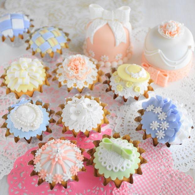 ジュエリーみたいな手作りお菓子♡マシュマロフォンダント - Locari(ロカリ)