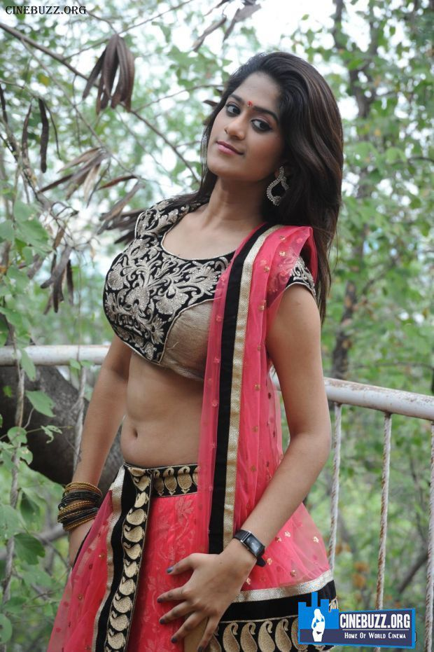 Hot and Sizzling Photo Shoot Pics of Harini Reddy