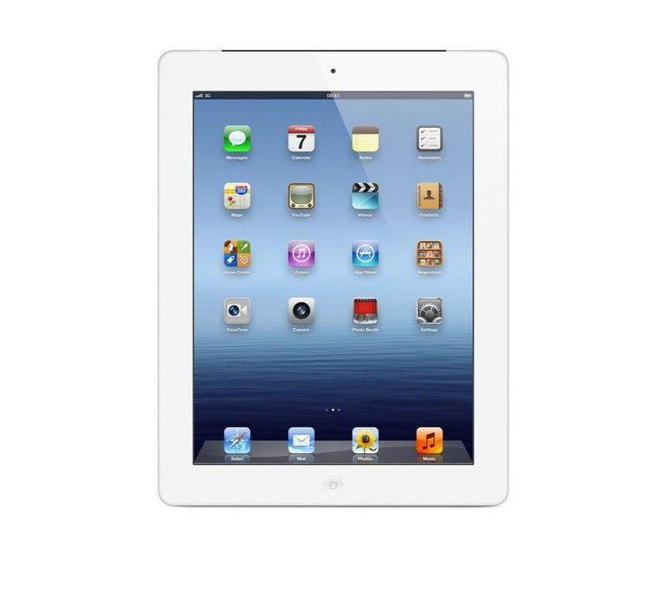 iPad 3 Wifi + Cellular 4G GSM Unlocked Third Generation 16gb, 32gb or – Mitilen