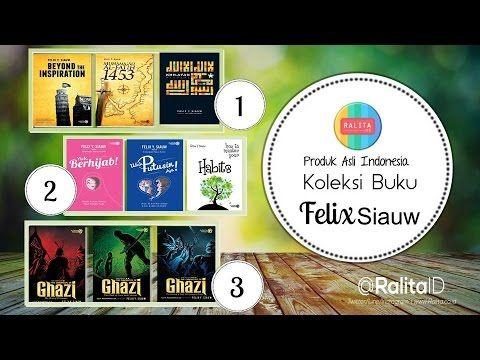 Koleksi Buku Felix Siauw di Toko Online RALITA