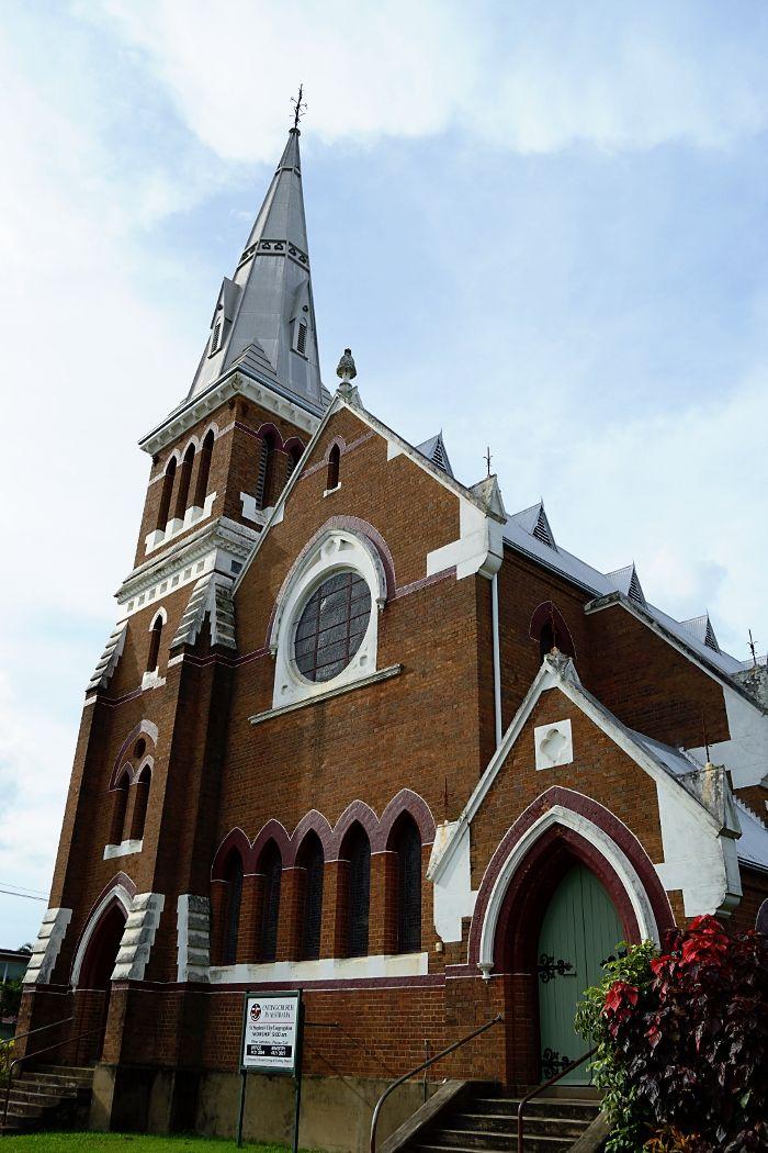 St Stephen's Curch, Maryborough, Queensland