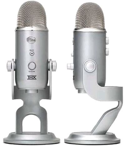 blue yeti microphone - Google Search