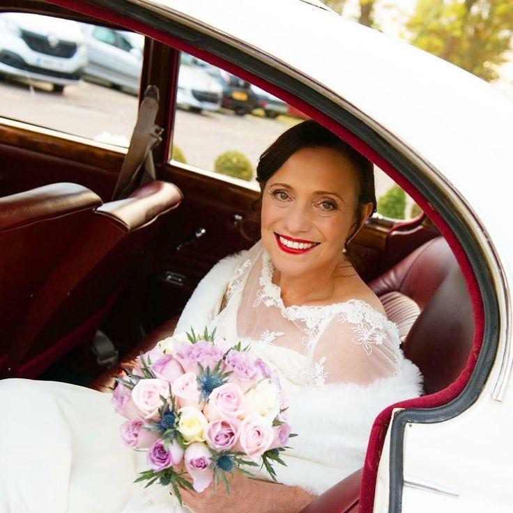 An original Lesley Cutler bridal dress #weddingdress #wedding #couture #bespoke #alterations #bride