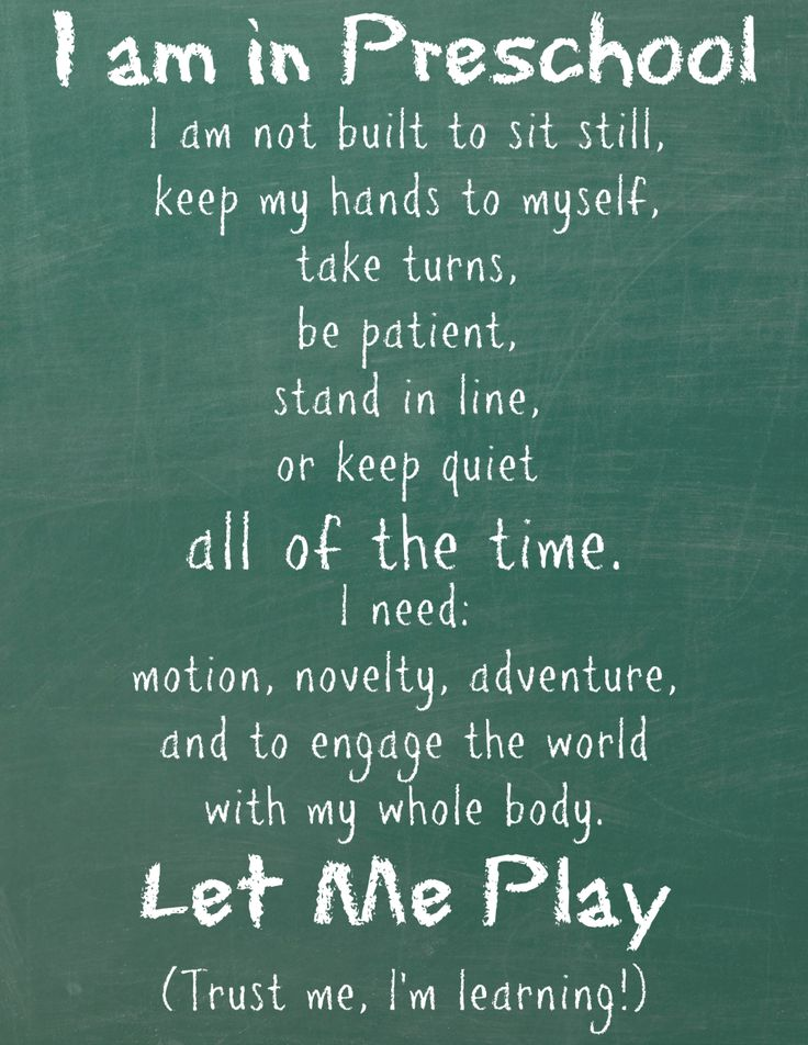 Preschool Quotes Stunning Best 25 Preschool Quotes Ideas On Pinterest  Play Quotes