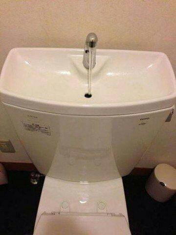 Идеи для туалетных и ванных комнат с ограниченным пространством.. Обсуждение на LiveInternet - Российский Сервис Онлайн-Дневников