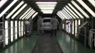 renault scenic iii production - YouTube
