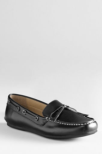Women's Joanne Classic Driving Mocs from Lands' End: Classic Leather, Navy Driving, Lands End, Classic Driving, Land End, Joanne Classic, Women Joanne, Land'S End, Driving Moc