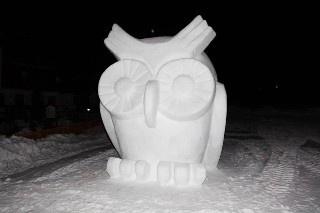 Festival delle sculture di neve - Alto Adige