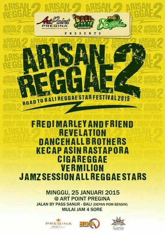 Arisan Reggae #2