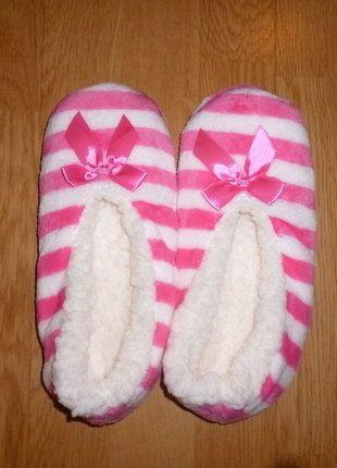 Kupuj mé předměty na #vinted http://www.vinted.cz/damske-boty/domaci-obuv/14133939-domaci-bezva-mekke-papucky