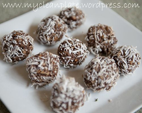 choconut balls